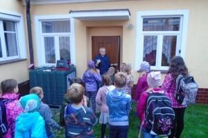 Návštěva u Axmannů - stará pec