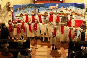 Vánoční koncert v kostele 2019